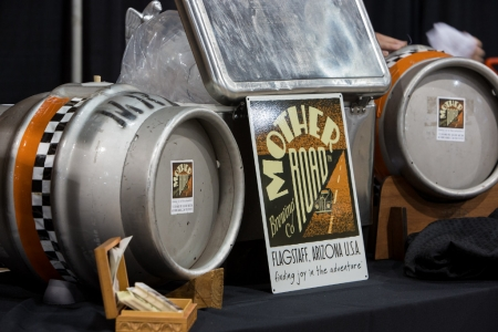 Mother Road Brewery at Real Wild & Woody 2015