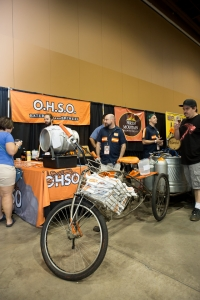 OHSO at Real Wild and Woody Craft Beer Festival 2015
