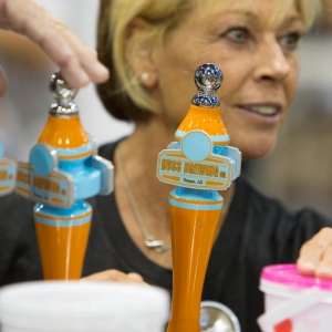 Huss Brewery at Real Wild and Woody Craft Beer Festival 2015